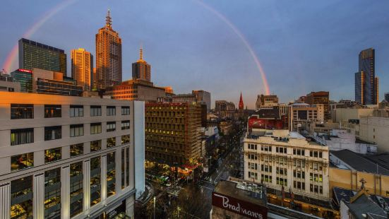 Pullman Melbourne on Swanston