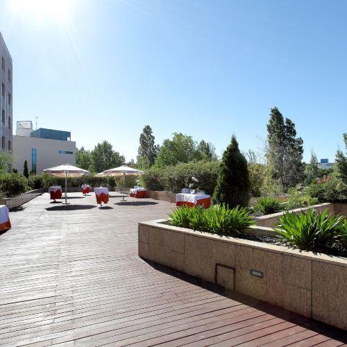 歐洲之星格蘭馬德里酒店