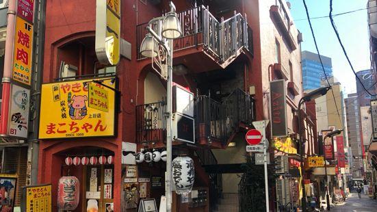上野工作狂青年旅舍