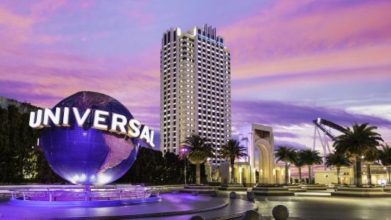 The Park Front Hotel at Universal Studios JapanOsaka