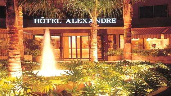 亞歷山大酒店