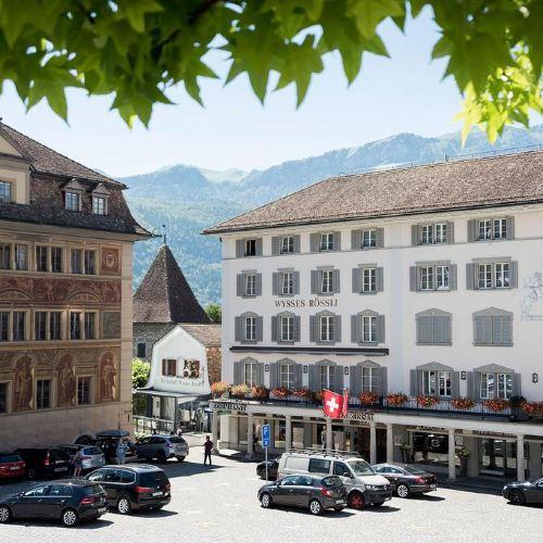 Wysses Rössli Swiss Quality Hotel