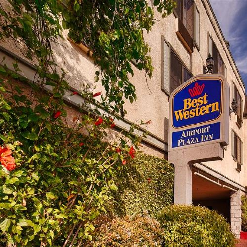 Best Western Airport Plaza Inn - Los Angeles LAX Hotel