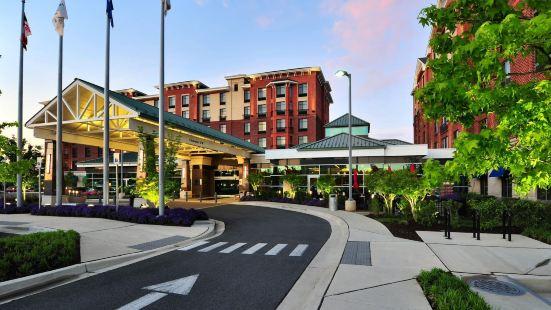 洛克維爾-蓋瑟斯堡希爾頓花園酒店