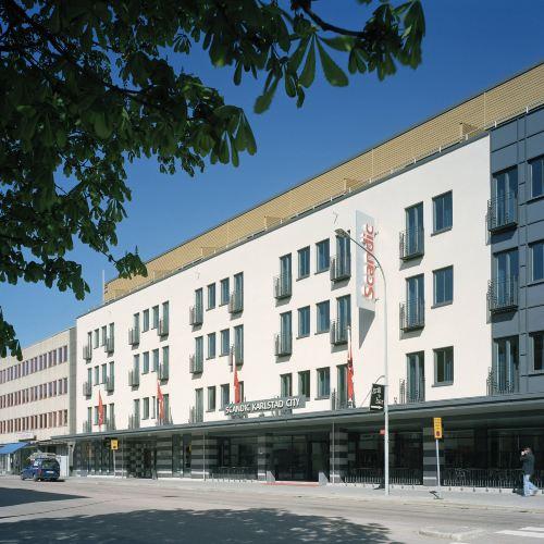 斯堪迪克卡爾斯塔德城市酒店