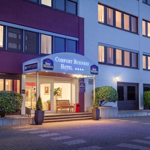 Best Western Comfort Business Hotel Düsseldorf-Neuss
