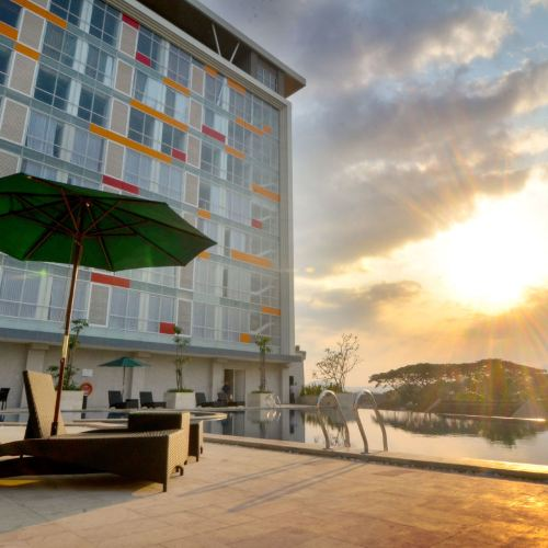 더 발라바 호텔