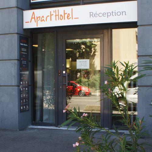 聖瑪爾特公寓式酒店