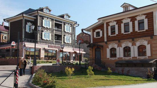 雷施特尼科夫青年旅舍
