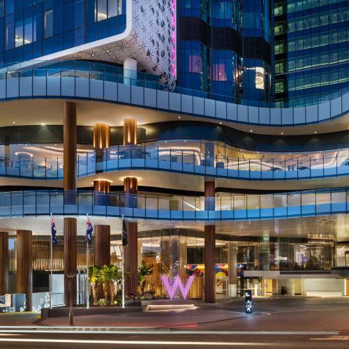 布里斯班 W 酒店