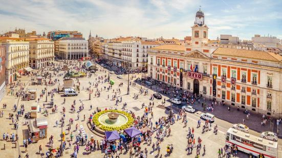 Homenfun Puerta del Sol 3
