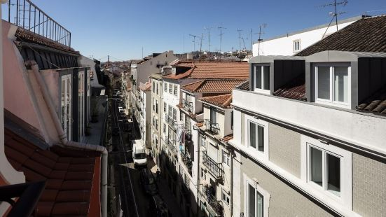 Lisbon Serviced Apartments Santos