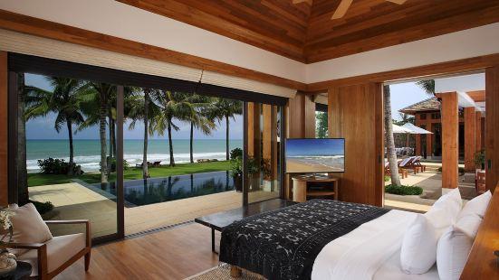 普吉岛纳泰沙滩海景楠达娜别墅