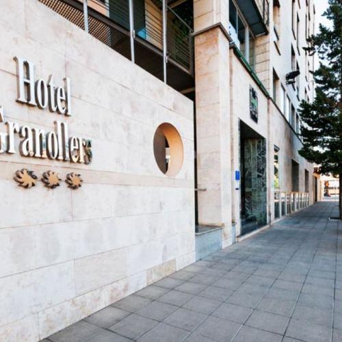 格拉諾拉斯酒店