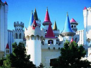 拉斯維加斯神劍大酒店(Excalibur Hotel and Casino Las Vegas)