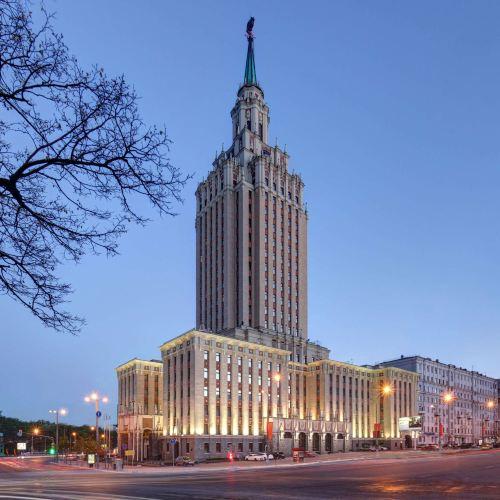 Hilton Moscow Leningradskaya