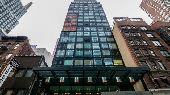紐約時代廣場世民酒店