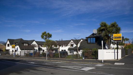Allan Court Motel Dunedin