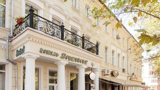 尼古拉耶夫雷卡茲康蒂能特酒店