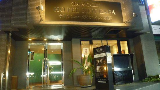 Hotel New Gaea Inn Nakasuhigashi - Male Only