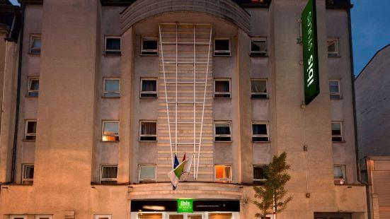 盧森堡中心火車站宜必思尚品酒店