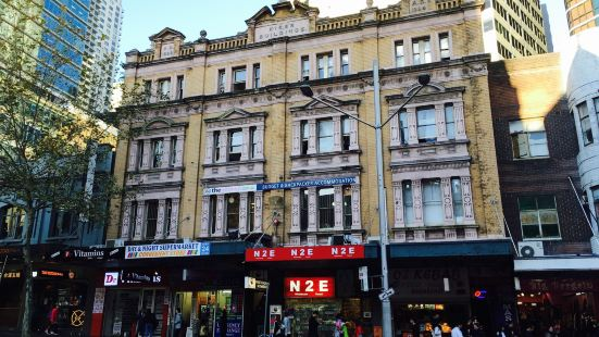 The George Street Hotel Sydney