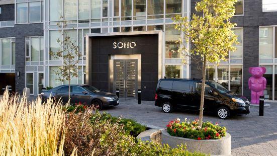 SMR 香檳渥太華酒店