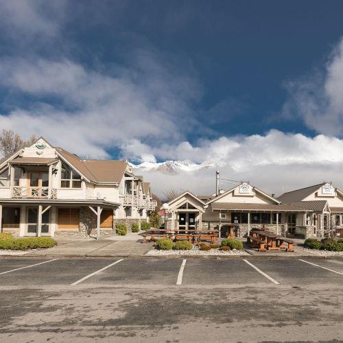 波爾德嶺旅館