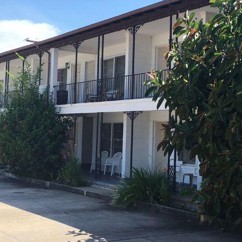 Marion Motor Lodge - St. Augustine