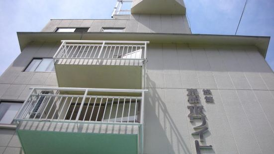 京都白色酒店