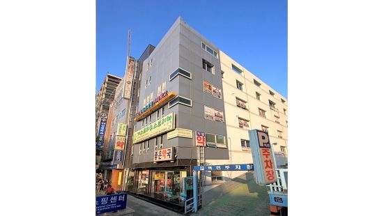 Busan Guesthouse Korea