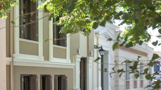 特例博頓普拉卡別墅 |在雅典衞城的周邊
