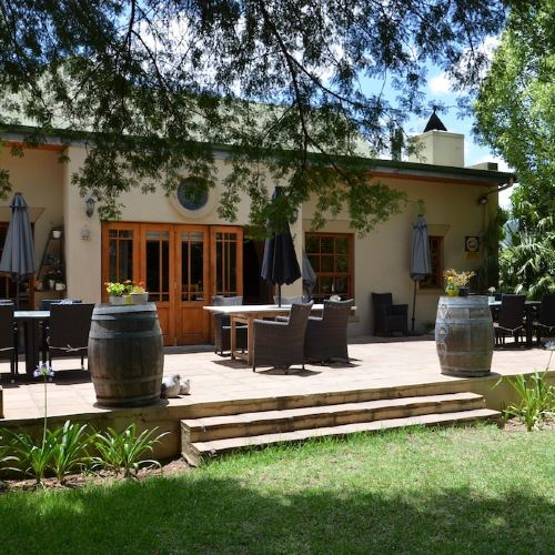 B&B Sauvignon Country Lodge