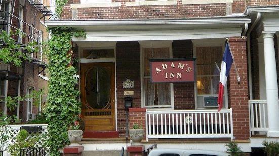 華盛頓亞當精品酒店