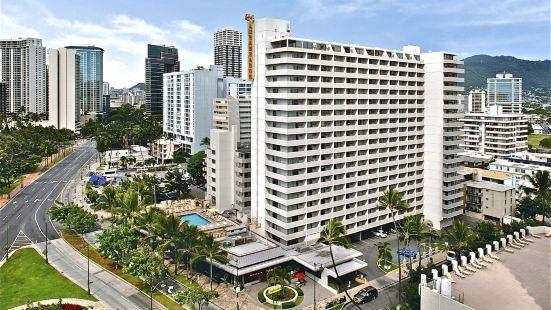 夏威夷·火奴魯魯威基基國賓大酒店