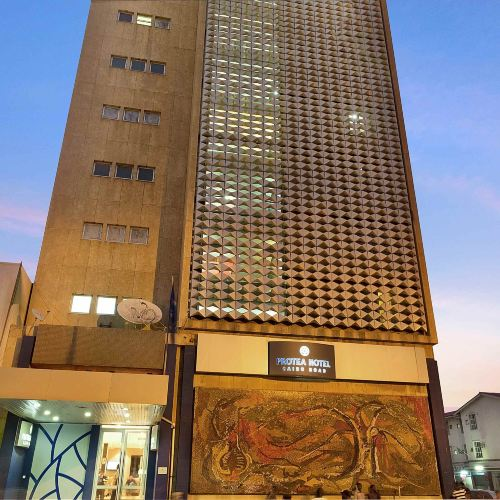 Protea Hotel by Marriott Lusaka Cairo Road