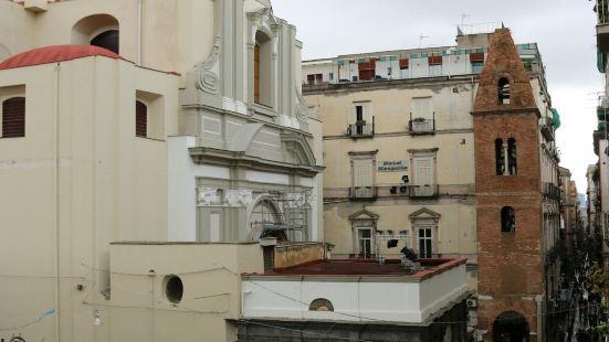 B&B El Corazón de Nápoles