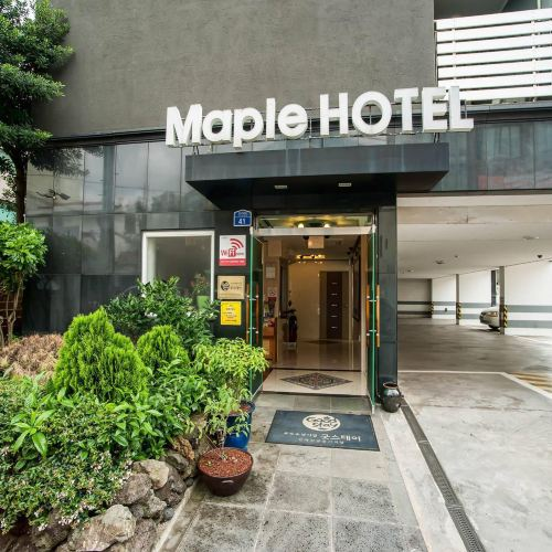 Maple Hotel Jeju