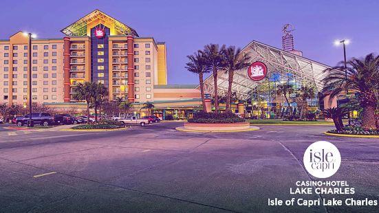 La Burger Casino Lake Charles