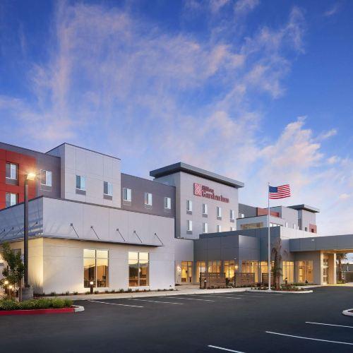 Hilton Garden Inn Sacramento Airport Natomas