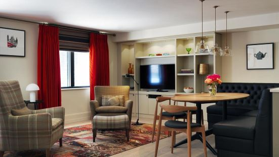 London Cheval Knightsbridge Hotel Apartment