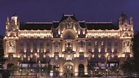 布達佩斯格雷沙姆宮四季酒店