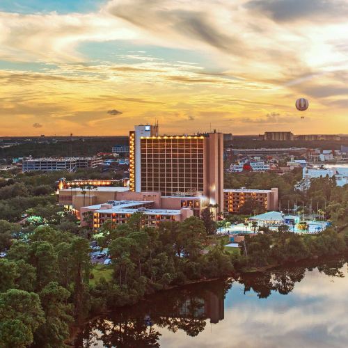 Wyndham Lake Buena Vista Resort Disney Springs Resort Area