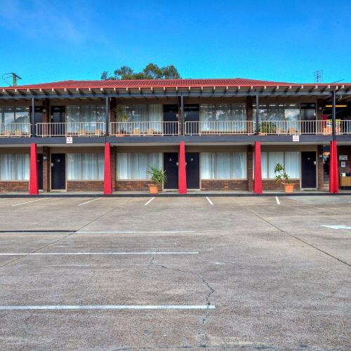 貝斯特韋斯特塞博萊汽車旅館