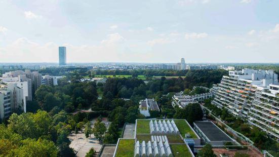 奧林匹亞公園安娜藝術酒店