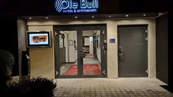 Ole Bull Hotel & Apartments