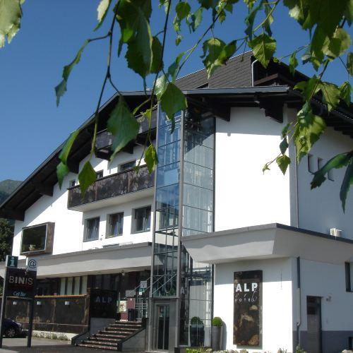 格森斯阿爾卑斯藝術酒店