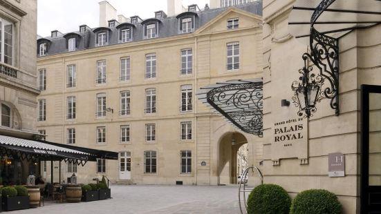グランド ホテル デュ パレ ロワイヤル パリ