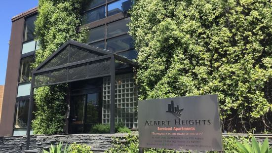 Albert Heights Serviced Apartments Melbourne
