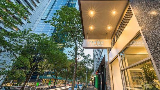 Mantra 100 Exhibition Apartments Melbourne